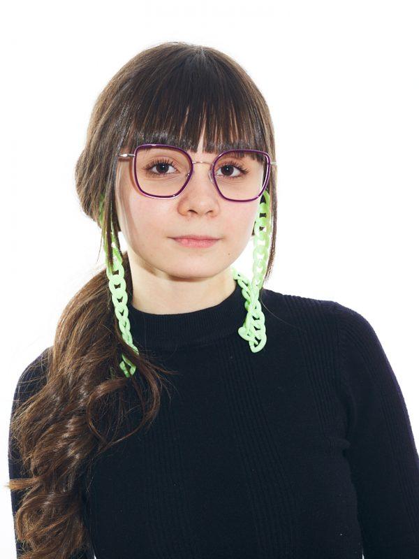 Cadena Aina verde